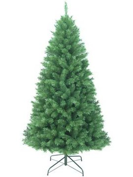 Cosy @ Home Tree Alaskan Fir Full D101cm 2,1m910 Tips Hinged Branches Metal Stand