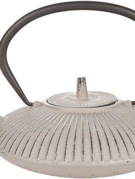 Cosy & Trendy Teekanne Gußeisen 0,8l Umbrella Br.greymit Filter Tsp65