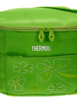 Thermos Greenday Cooler 8l - Flashy GrÜnoutdoor Ldpe Liner 12can