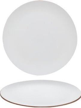 Top & Trendy T&t Peru White Schaal D41cm