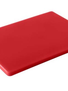 Cosy & Trendy For Professionals Ct Prof Cutting Board Red 40x30xh1,5cmfor Raw Meat