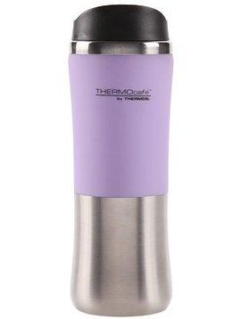 Thermos Brilliant Tumbler Mug Inox/violett 350mlauslaufsicher