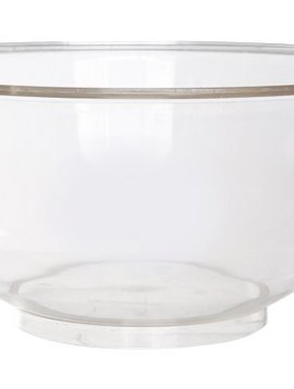 Araven Salade Bowl Transparant 11l 38cm Polycarbonaat