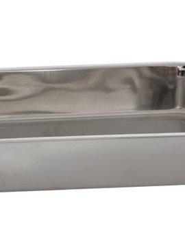 Cosy & Trendy For Professionals Ct Prof Braadslede Inox 32.5x23.5xh6.5cm0.7mm
