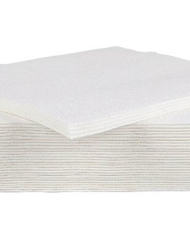 Cosy & Trendy For Professionals Ct Prof Napkin Tt S40 38x38cm Whitepaper Textile-touch