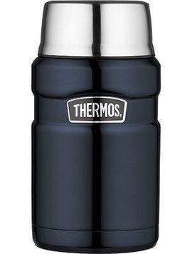 Thermos King Food Jar  Glossy Blau Gross 710ml
