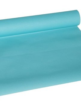 Cosy & Trendy For Professionals Ct Prof Table Runner Turquoise 0,4x4,8mpaper Textile-touch