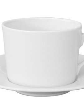 Spal Waves Cup And Saucer 24clsaucer D16cm
