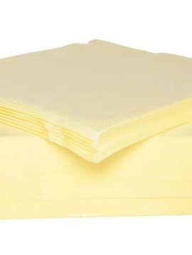 Cosy & Trendy For Professionals Ct Prof Napkin Tt S40 38x38cm Yellowpaper Textile-touch