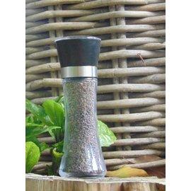 Black Himalayan Salt Salt grinder 180g