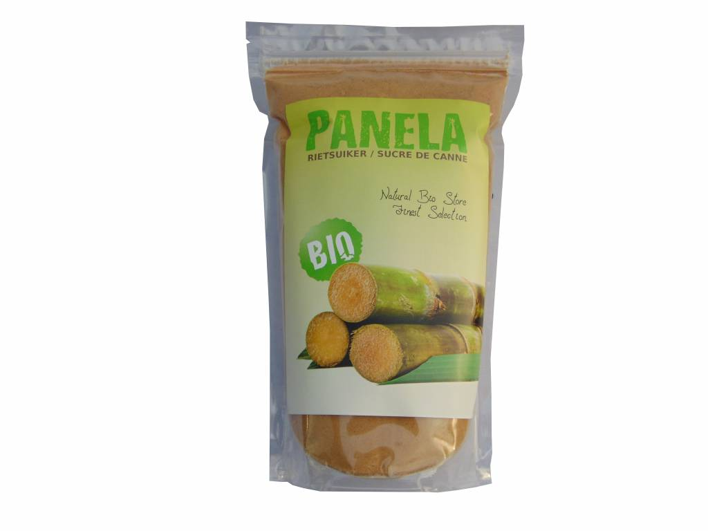 NATURAL BIO STORE Finest Selection NATURAL BIO STORE Finest Selection Panela Oersuiker Bio 900g
