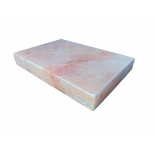 NATURAL BIO STORE FINEST SELECTION Himalayan salt block 30 * 20 * 3,8cm