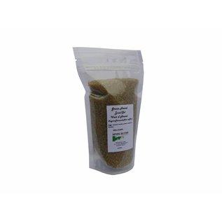 Groen Hawaïzout 395 gram (hersluitbaar zakje)