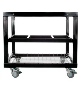 Primo Grill Cart met mand Ovaal Large