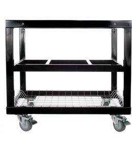 PrimoGrill Cart met mand Ovaal XL