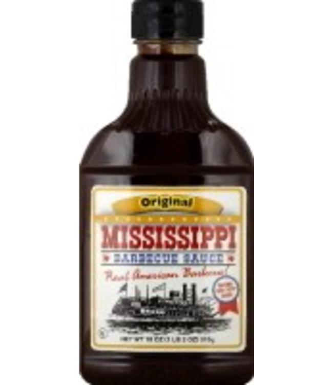 Mississippi Barbecue Saus Original