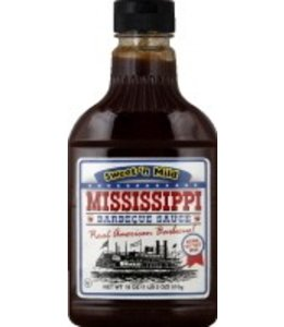 Mississippi Barbecue Saus Sweet 'n' Mild