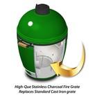High-Que Kolen rooster voor de Big Green Egg Medium gemaakt van RVS.