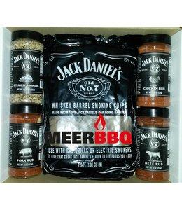 Jack Daniels Jack Daniels Barbecue Voordeel set