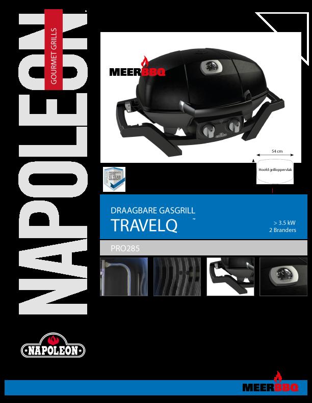 Napoleon TravelQ Pro285