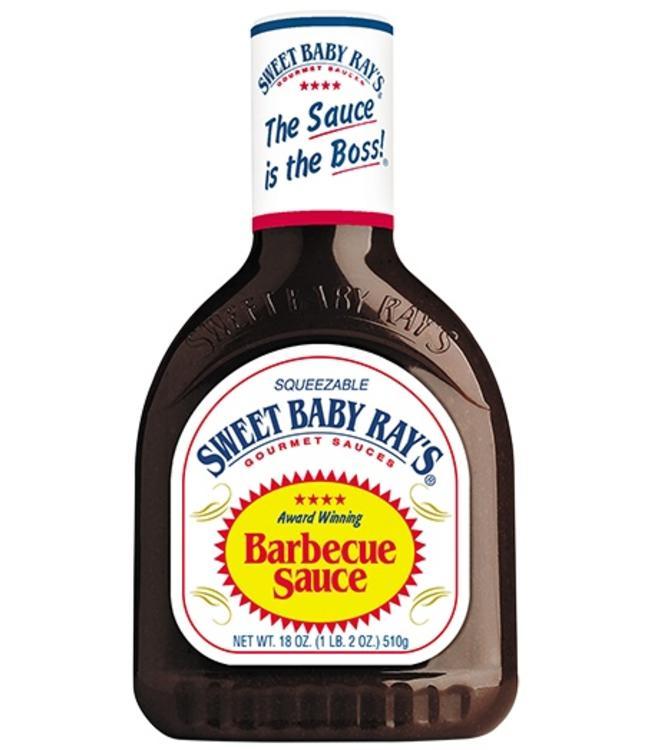 Sweet Baby Rays (SBR) Original barbecuesaus