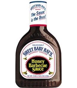 Sweet Baby Rays (SBR) Honey Barbecuesaus