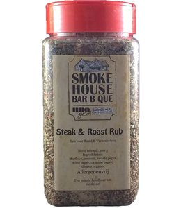 BBQ-Guru Steak & Roast rub, barbecue vleeskruiden