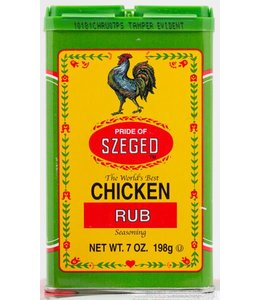 Szeged Chicken Rub - kip kruiden
