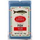 Szeged Fish Rub - vis kruiden