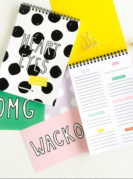 Studio Stationery Perfect planner