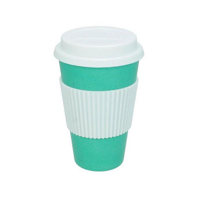 Koffiebeker groen