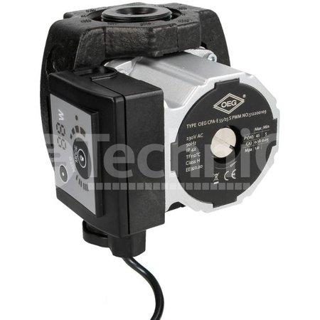 OEG Solarcirculatiepomp CPA-E 55/25 S PWM, 130 mm