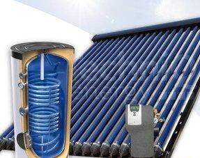 Verwarming en tapwater 200 t/m 500 liter