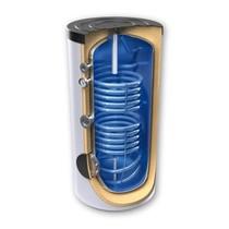 Boilervat 500 liter, indirect gestookt, met 2 warmtewisselaars