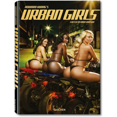 Howard Huang's Urban Girls Taschen