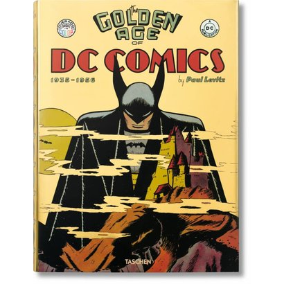 The Golden Age of DC Comics Taschen