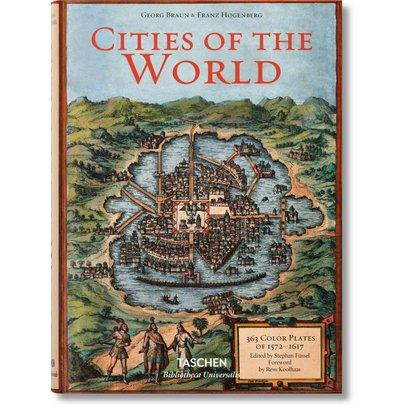 Cities of the World Braun/Hogenberg Taschen