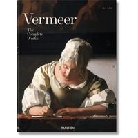 Vermeer het complete werk Taschen (XL)