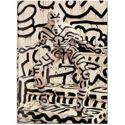 Annie Leibovitz Sumo editie Keith Haring