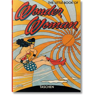 The Little Book of Wonder Woman Taschen