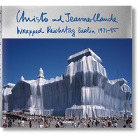 Christo & Jeanne-Claude, Wrapped Reichstag, Berlin, 1971-95
