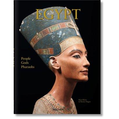 Egypt People, Gods, Pharaohs Taschen