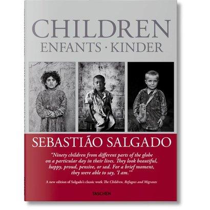 Sebastião Salgado Children Taschen