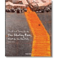 Christo and Jeanne-Claude. The Floating Piers Taschen