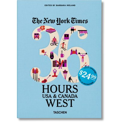 NYT 36 Hours USA & Canada West