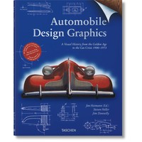 Automobile Design Graphics Taschen