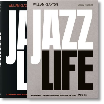 William Claxton, Jazzlife