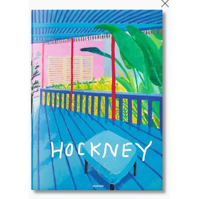 A Bigger Book David Hockney Taschen