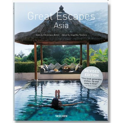 Great Escapes Asia Taschen Updated Edition