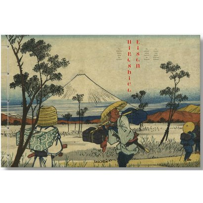 Hiroshige & Eisen The Sixty-Nine Stations along the Kisokaido Taschen